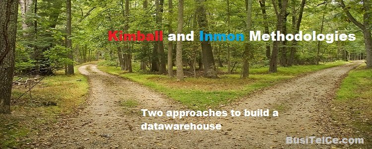 Kimball and Inmon Approaches to Data Warehousing