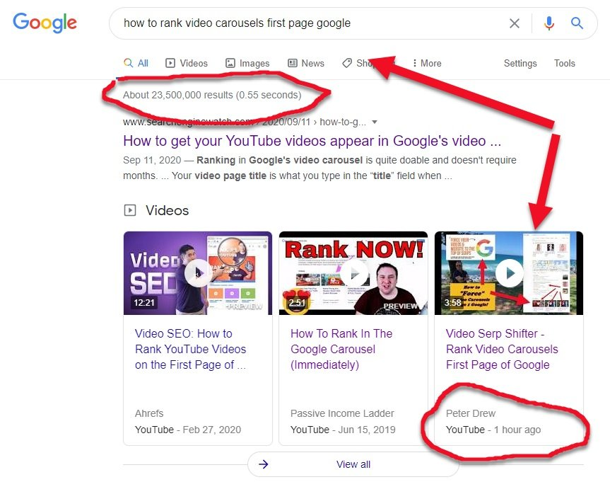 How to Rank YouTube Videos on Google Search Within 24-hours?