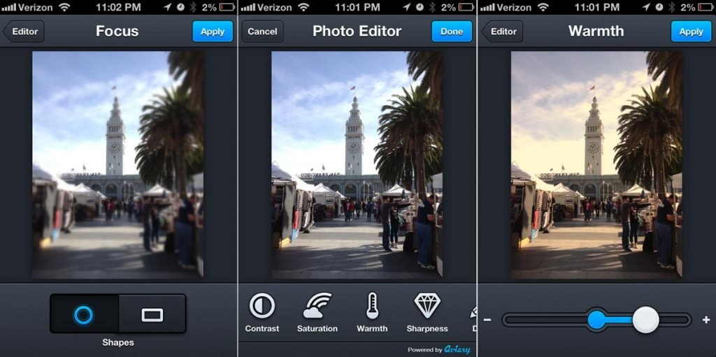 Photo Editor by Aviary - Best photo effects online